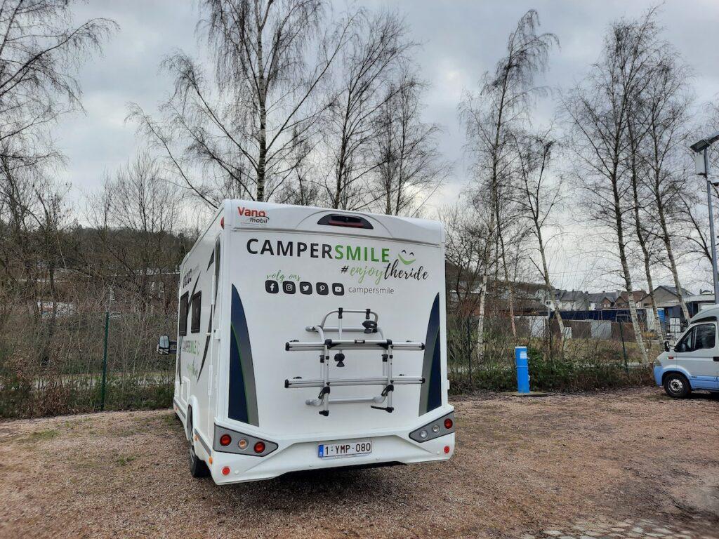 FAQ CAmper huren - CamperSMILE